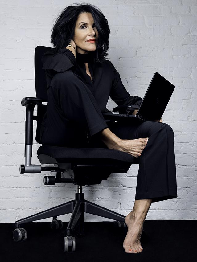 Margit Rüdiger im Interview mit Heyday Magazine