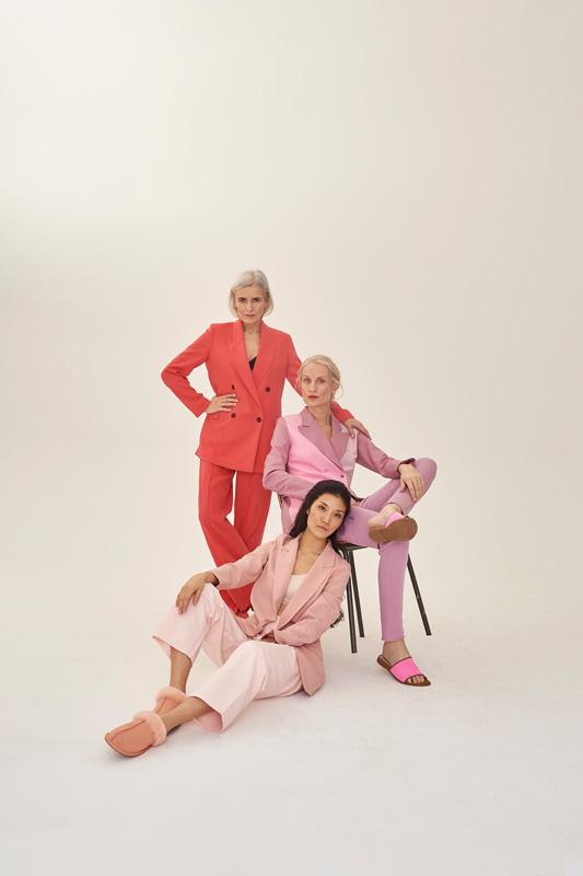 Monochrome Mode, Ton in Ton, einfarbige Mode, Katharina Werle, Heyday Magazin