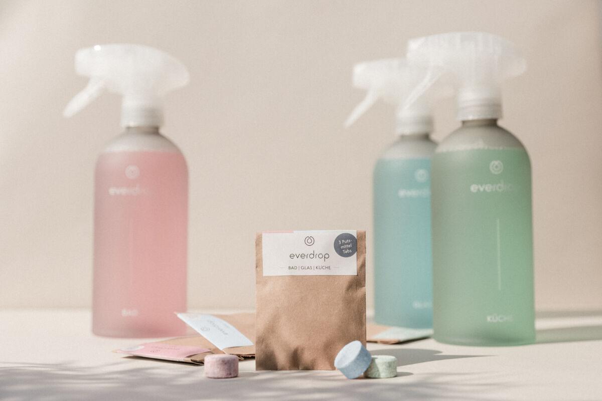 nachhaltig putzen everdrop