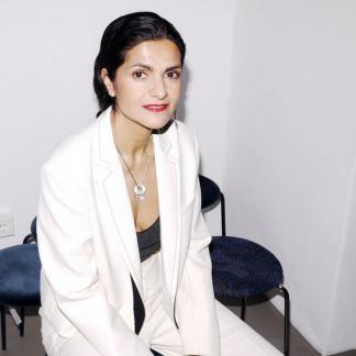 Leyla Piedayesch, Zukunft Mode, Designer Interview, Berliner Modelabel, Lottermann & Fuentes