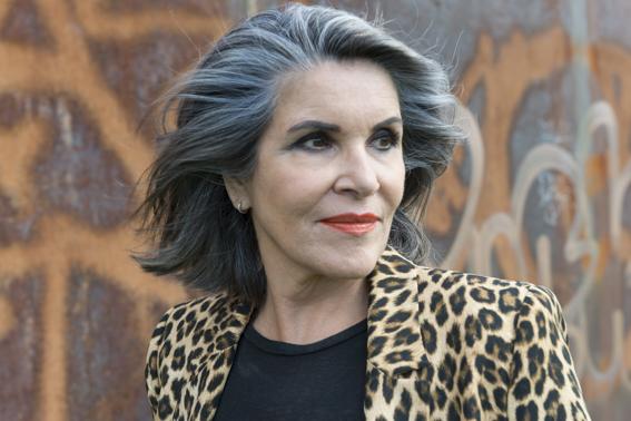 Margit Rüdiger graue Haare Färben