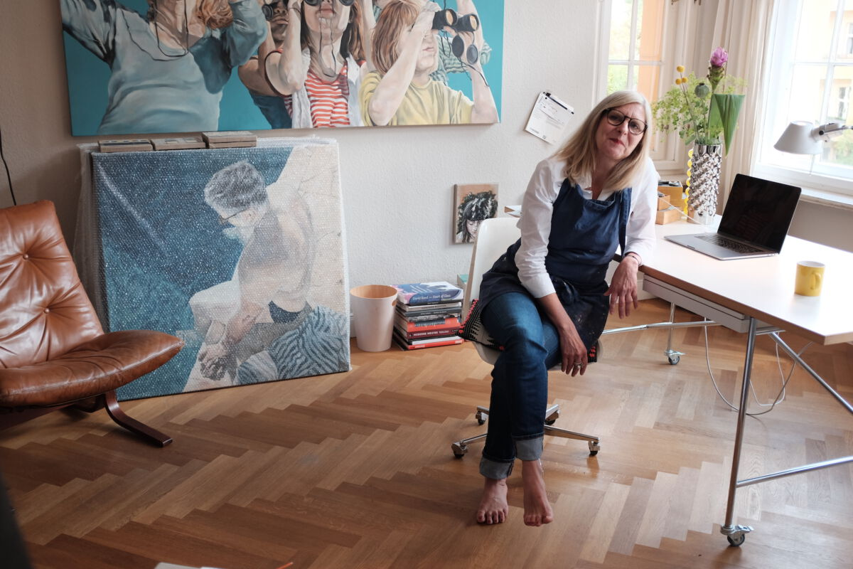 Christina Hofbauer Interview Heyday Magazine Cloat Gerold