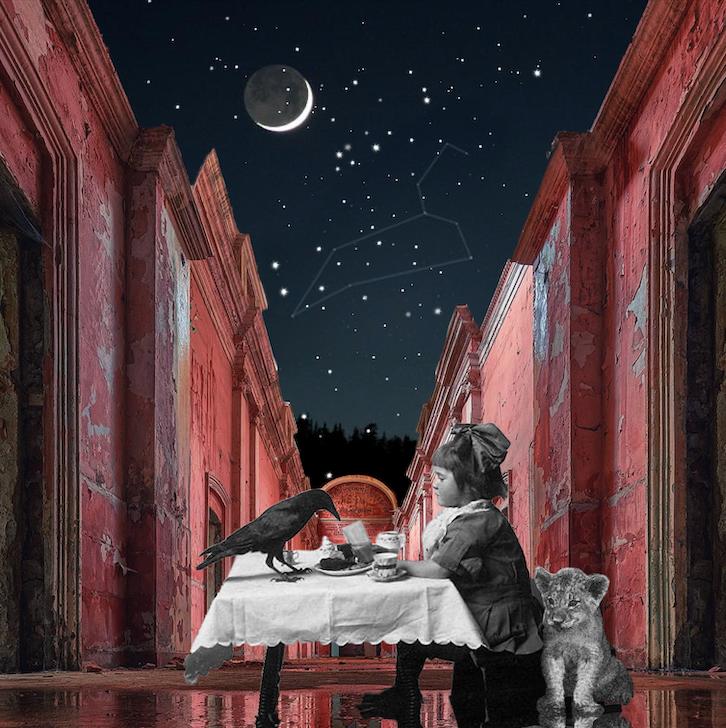 Amélie Gebhard Astrologie Heyday Magazine