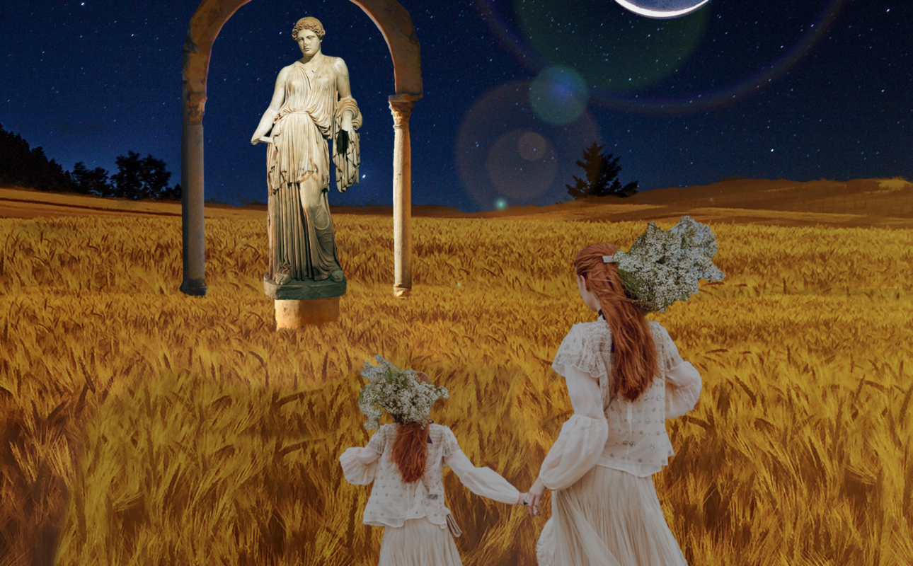 Astrologie Amélie Gebhard Heyday Magazine