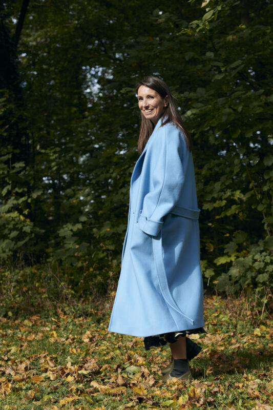 Beate Finken Befifty Mode-Interview Heyday