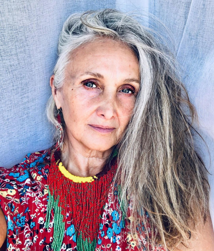 Caroline Ida 50 plus Influencer
