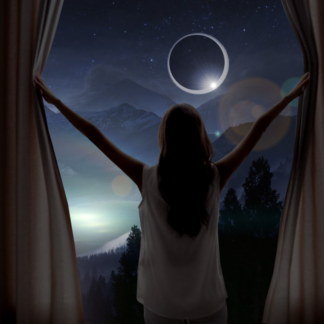 Sonne Mond Sterne Amelie Gebhard Astrologie Neumond 2020 Dezember