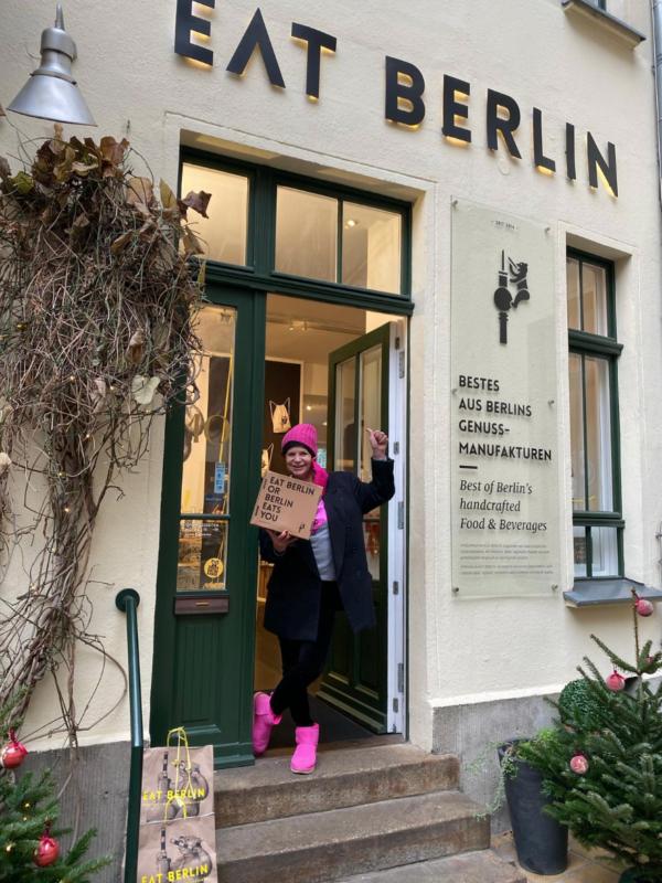 Barbara Engel Zusammenhalten EatBerlin