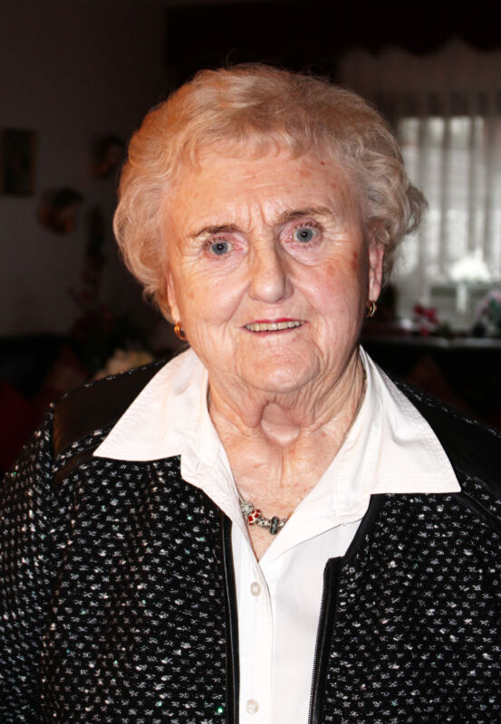 Demenz im Alter Oma Lotte