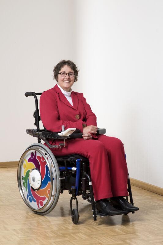 Karen Schallert Führen trotz Handicap Interview
