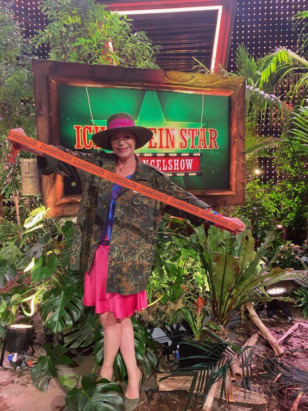 Barbara Engel Anstand Dschungelcamp Dschungelshow