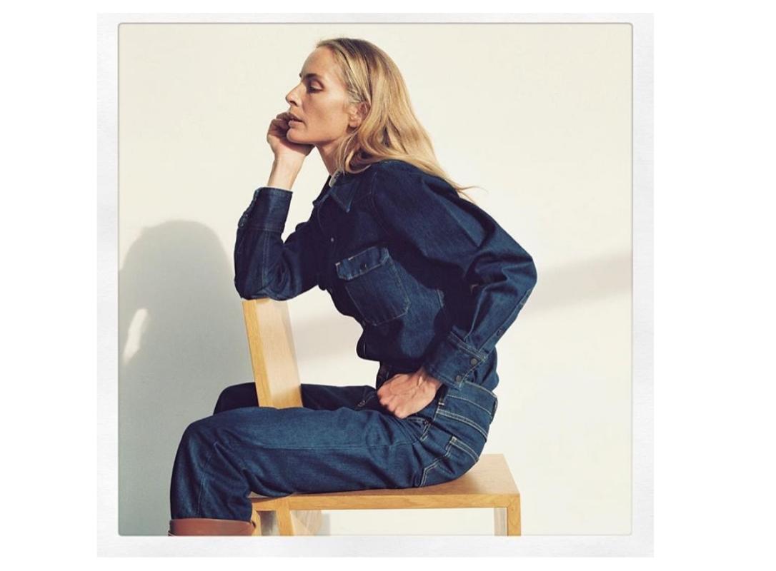 Jeansmode Jeans kennt kein alter Best ager