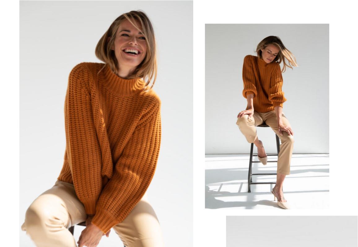 Susanne Böhm Interview Älterwerden Mode