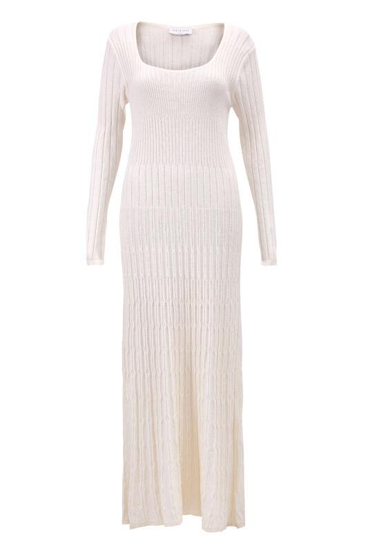JAN-'N-JUNE dress white