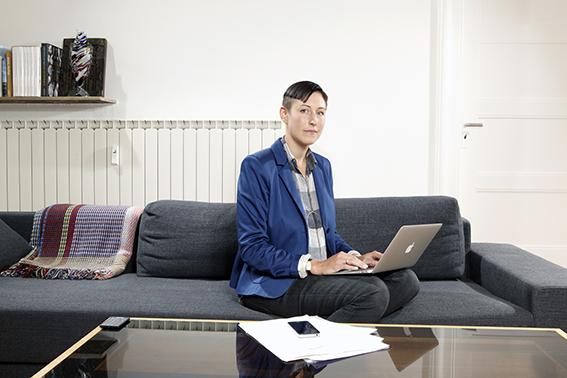 Magdalena Schaffrin Zukunft der Mode Interview