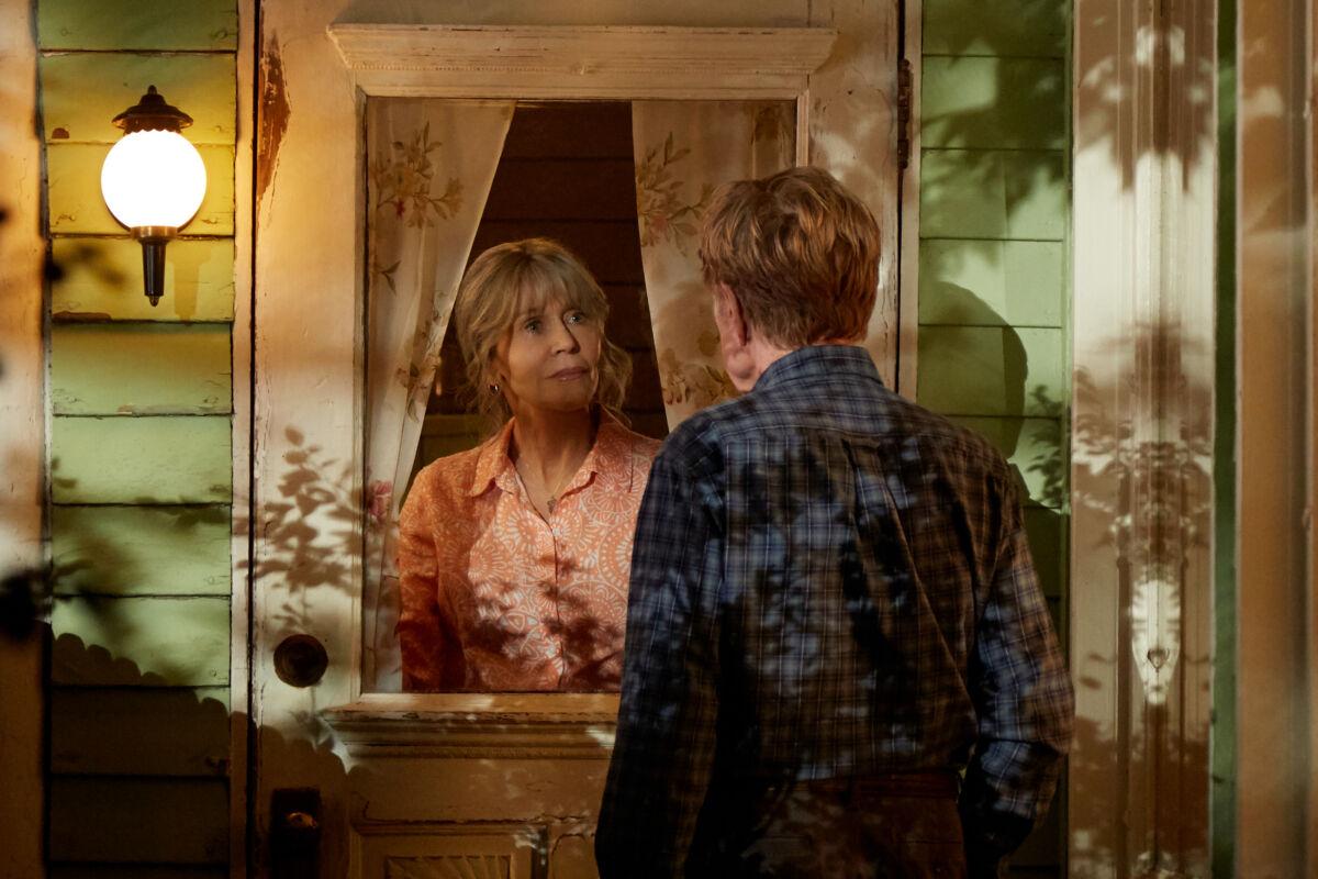 Unsere Seelen bei Nacht Jane Fonda Robert Redford Netflix