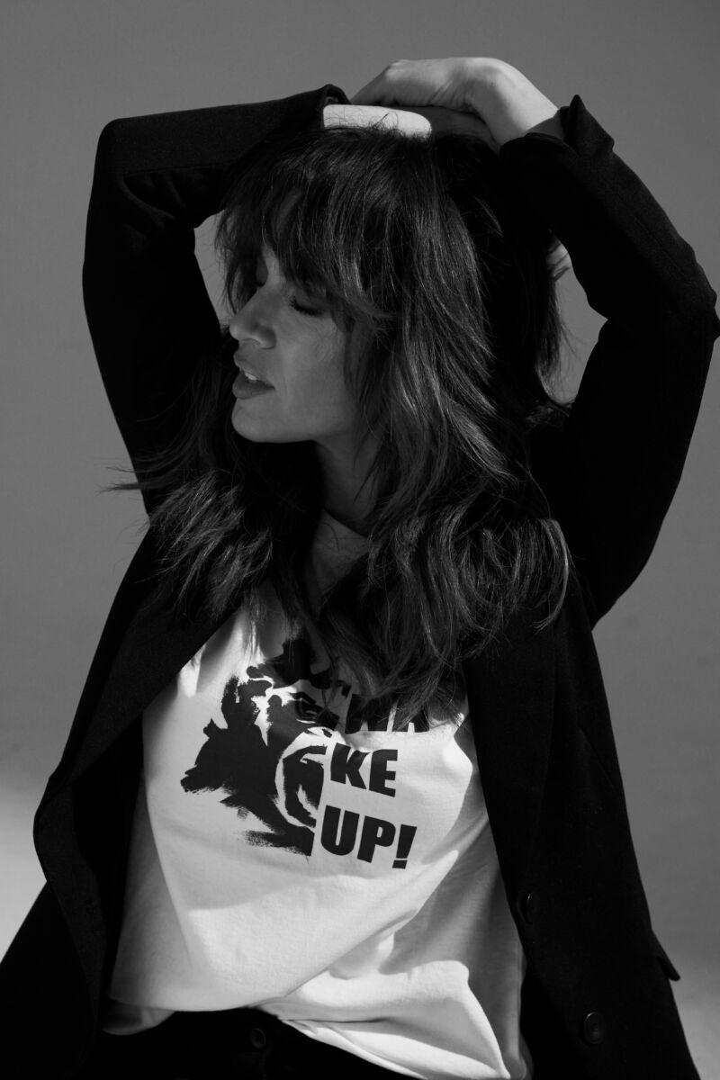 Natalia Avelon Jane Goodall T-shirt Charity Elemente Clemente