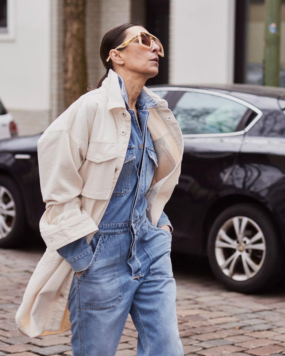Jeans-Mode Frauen über 50