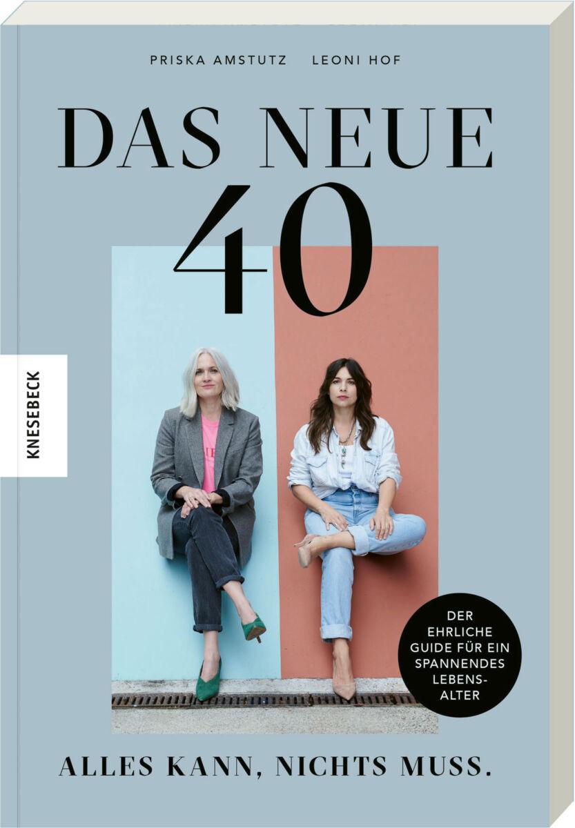 """Cover des Ratgebers """"Das neue 40 – Alles kann, nichts muss"""""""