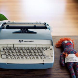 Daheimbleiben und Schreiben Andrea Scheurer Gastbeitrag Heyday