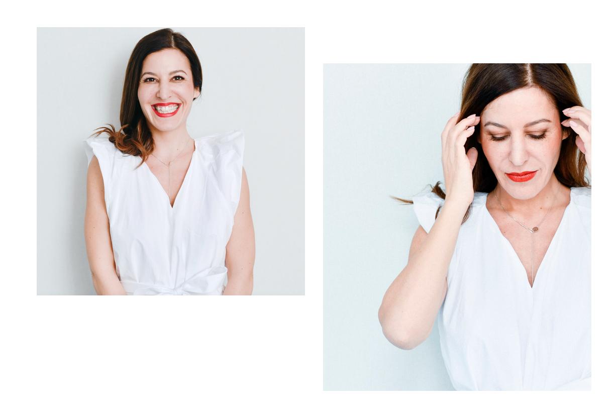 Beauty Expertin Martina Davidson Make-up Tipps Foundation