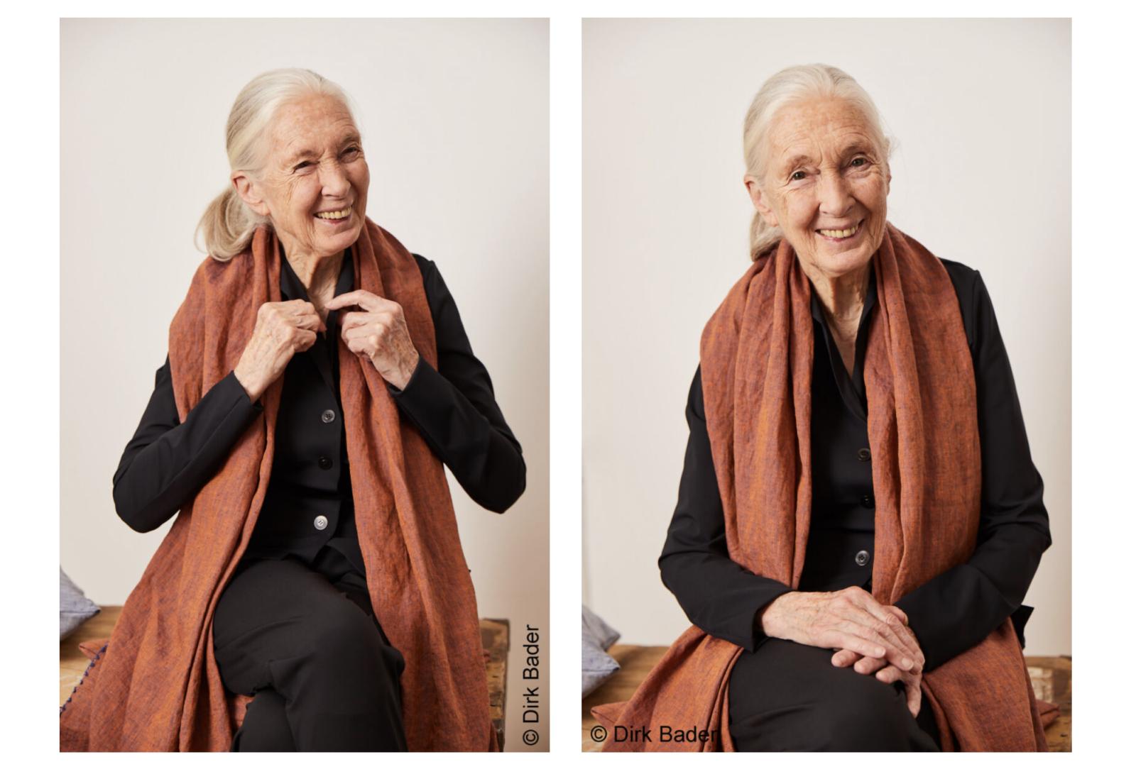 Exklusives Interview mit Jane Goodall 2021