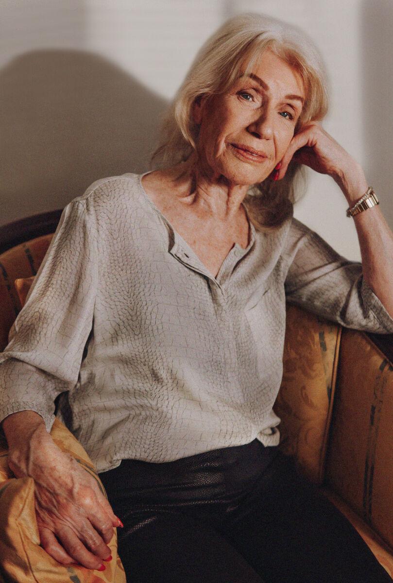 Mode über 70 Großmutter Angola von Style is ageless