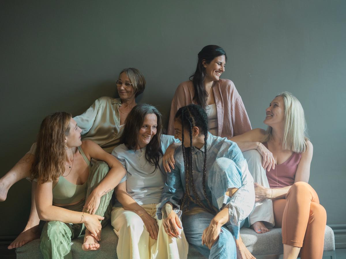 Generationstalk zum Thema Sex im Alter von Amorelie