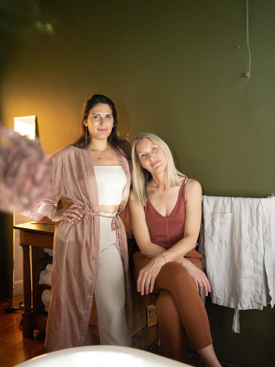 Mutter Heidi und Tochter Nadjasprechen offen über Sex