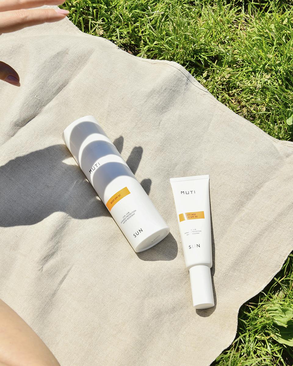 Beauty-Expertin Martina Davidson über Muti Sonnenschutz