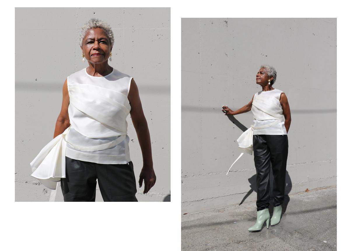 Power Frau Carolyn Doelling im Heyday Magzine Interview