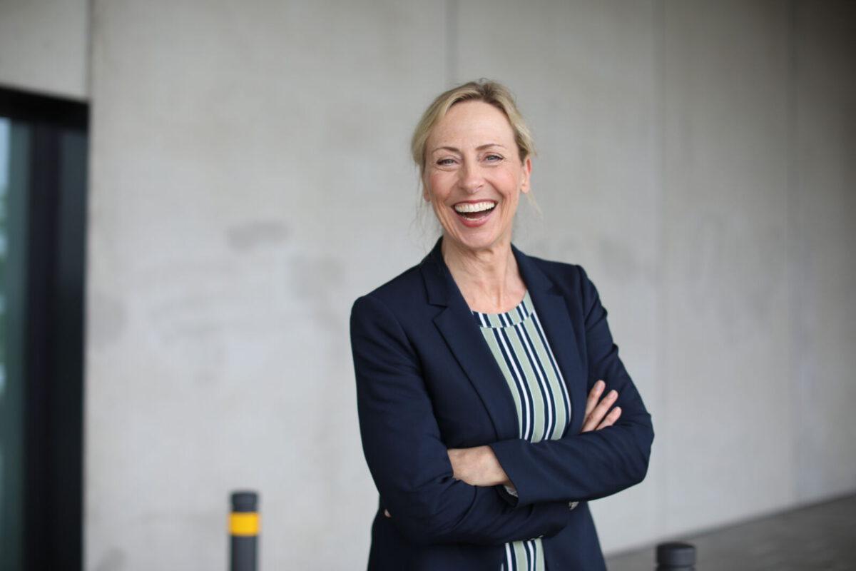 Sabine Wittorf im Gespräch mit Heyday Magazine