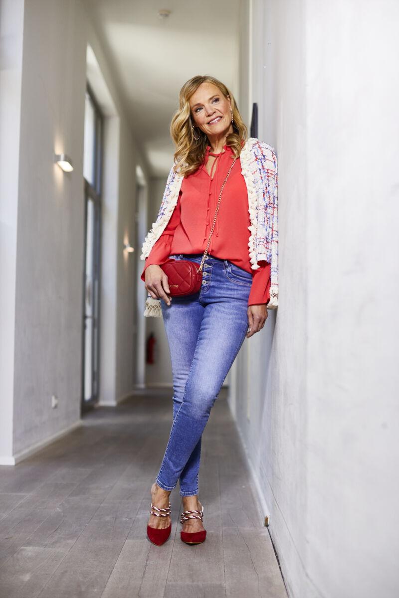 Sabine Heyden-Straub im Interview mit Heyday Magazine