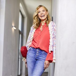Sabine, Miss Germany Plus 50 Wahl im Interview mit Heyday Magazine