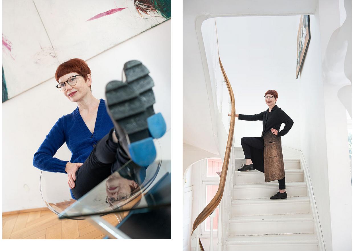 Designerin Andrea Halstenbach im Interview mit Heyday Magazine