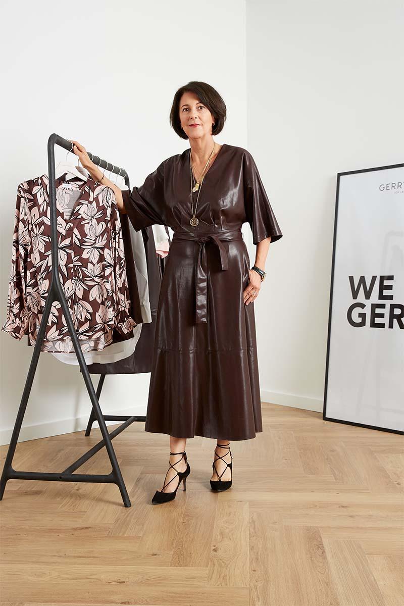 Gerry Weber CEO Angelika Schindler-Obenhaus auf Instagram