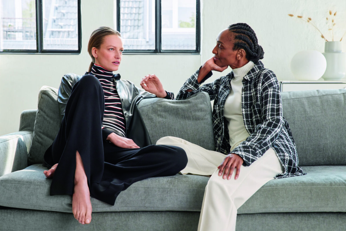 Gerry Weber Kampagne 2021 WE ARE GERRY