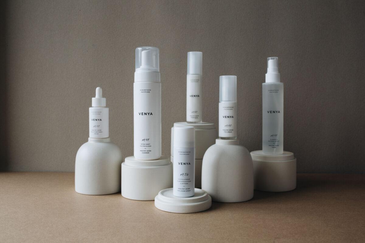 Venya Hautpflege-Linie