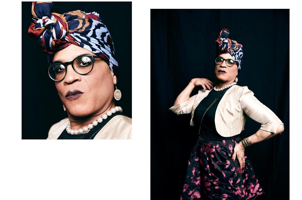 Transfrau und Berliner Aktivistin Dr. Michaela Dudley