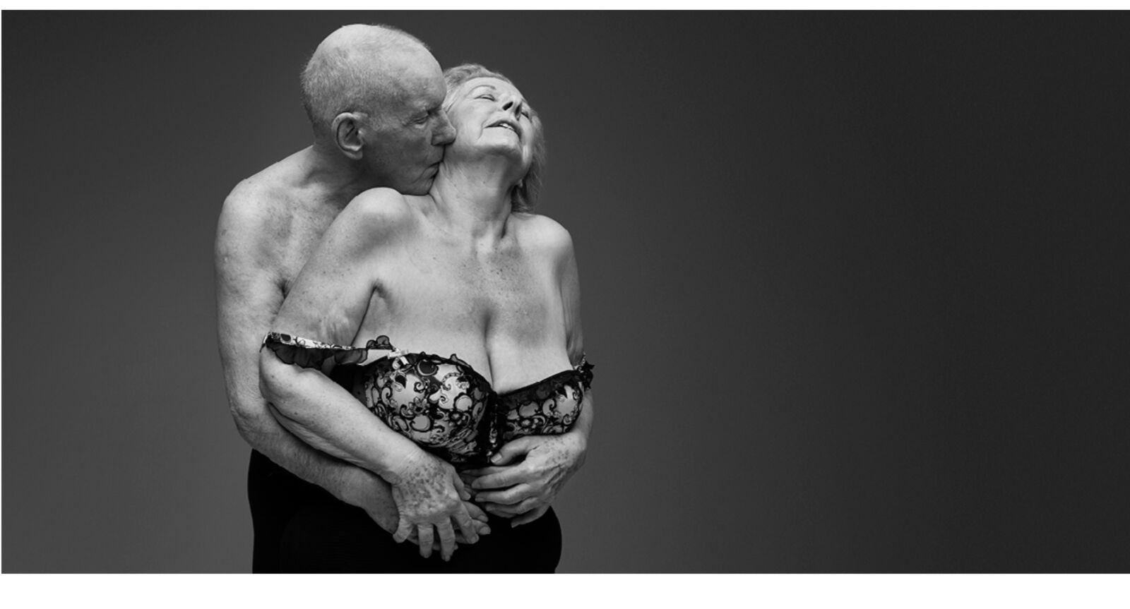 Sex im Alter Kampagne