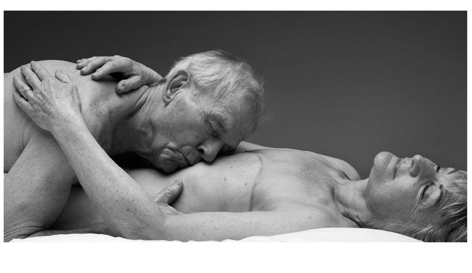 Sex im Alter Kampagne fotografiert von Rankin